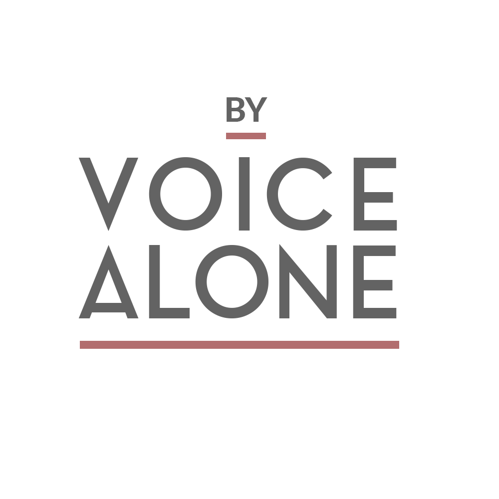 By Voice Alone